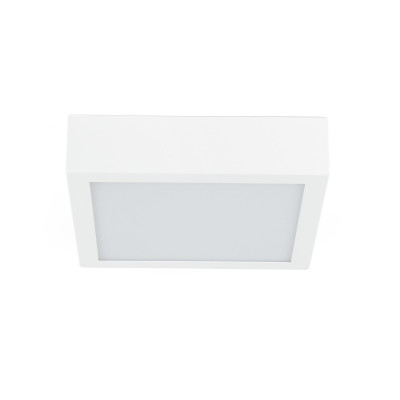 Linea Light Box LED Plafoniera Quadrata cm 25