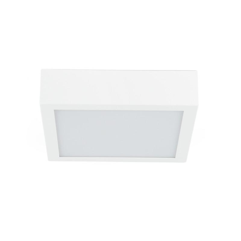 Linea Light Box LED Plafoniera Quadrata cm 25