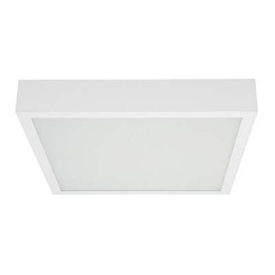 Linea Light Box LED Plafoniera Quadrata cm 40