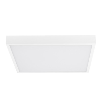 Linea Light Box SQ LED Parete Soffitto Quadrata Cm 50
