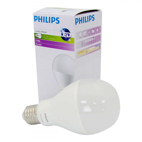 Lampadina Led E27 16W CorePro Philips Dimmerabile