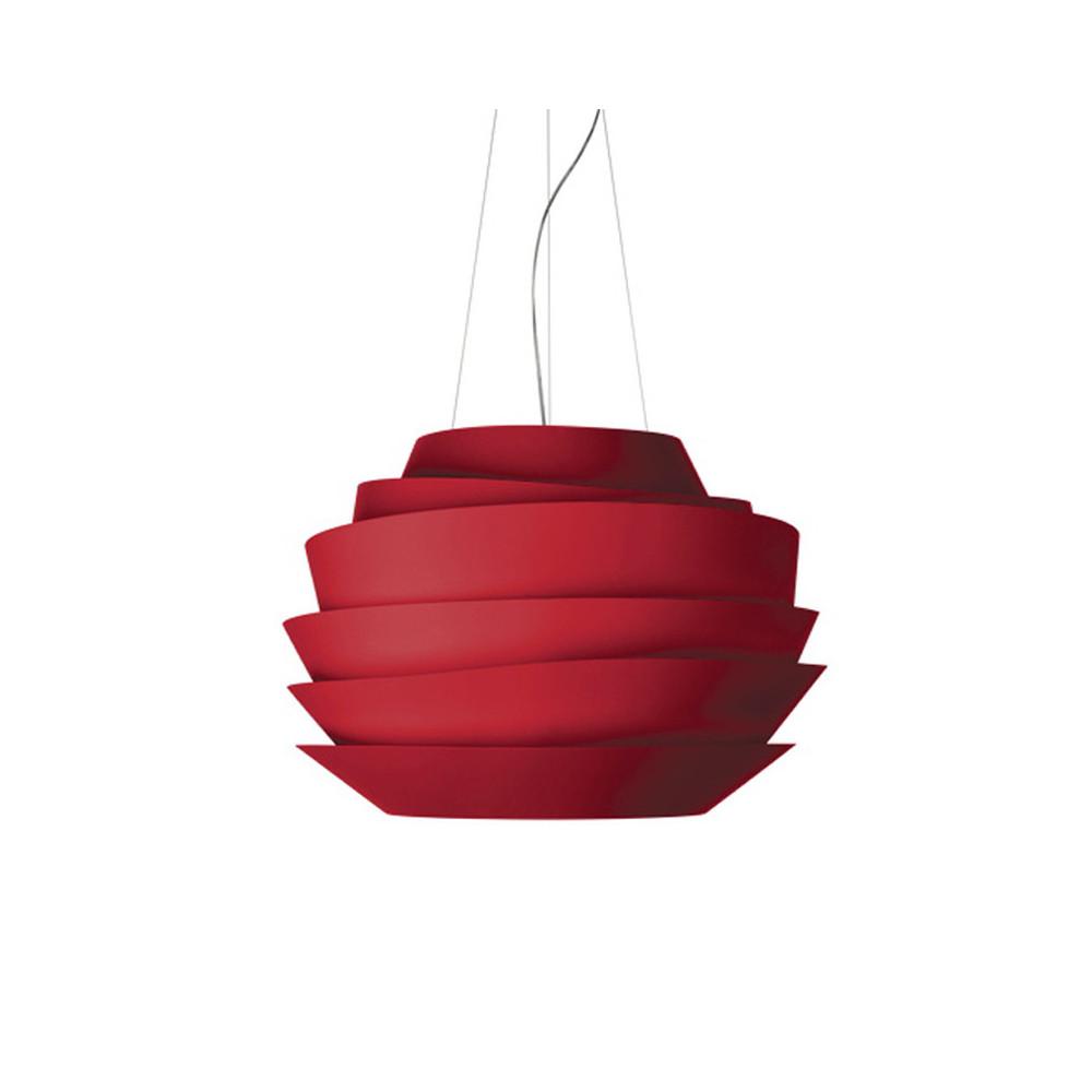 Foscarini Le Soleil Sospensione Rosso