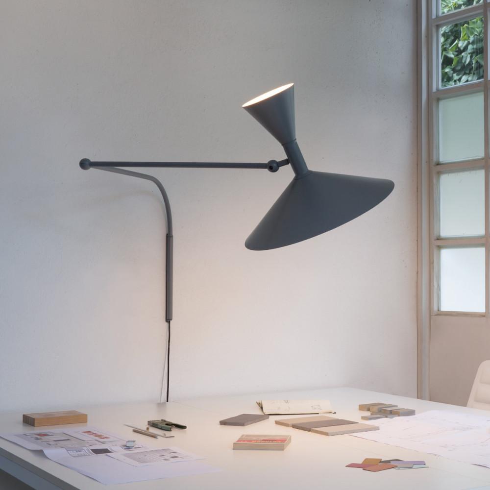 lampe de marseille design le corbusier di nemo su eluce. Black Bedroom Furniture Sets. Home Design Ideas