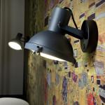 Nemo Projecteur 165 Lampada parete soffitto orientabile piccola