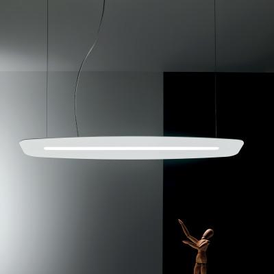 Surf SL Lampadario Sospensione LED Lineare Cm 130