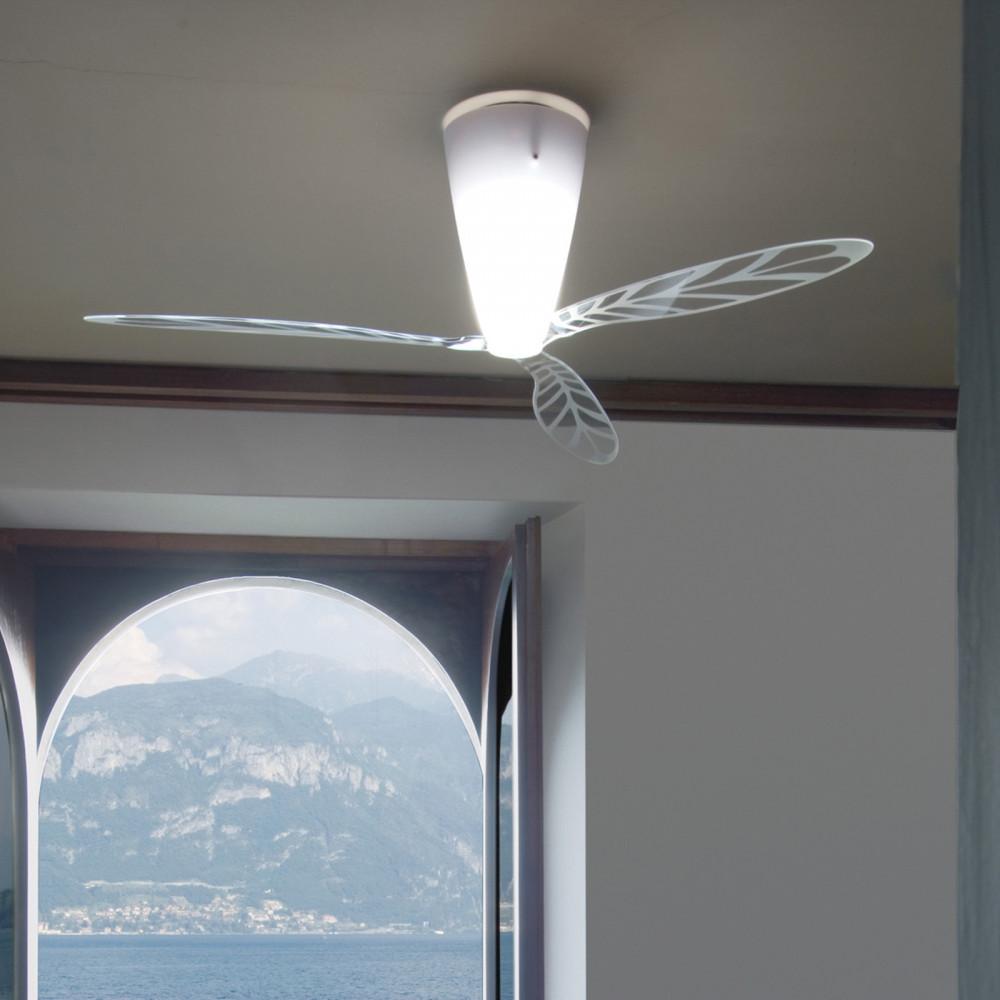 ventilatore a soffitto hook up