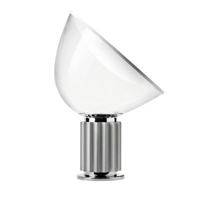 Flos Taccia Led H 64.5 PMMA lampada tavolo-terra con dimmer