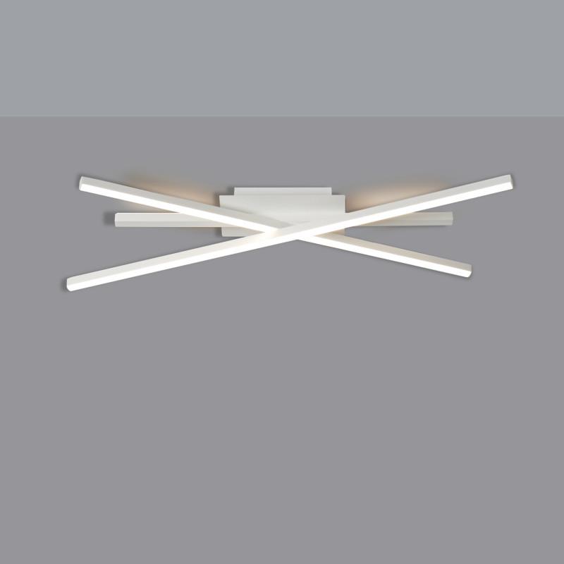 Biluce SEGMENTI Applique Plafoniera LED Moderna Lineare 70 cm 15W