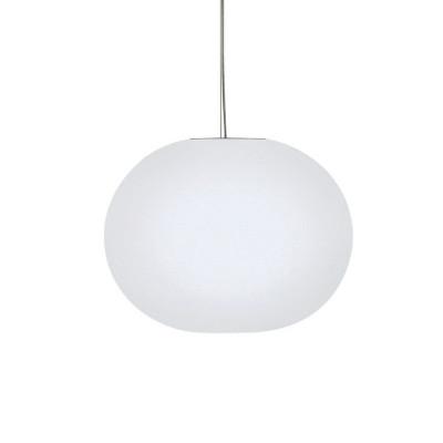 Flos Glo-Ball S2 Lampada a sospensione Vetro D. 45 cm