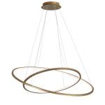 Biluce Opposit Lampada Sospensione Led Con Anelli