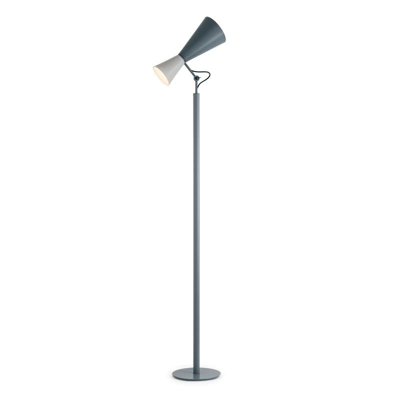 lampade da terra orientabili vintage