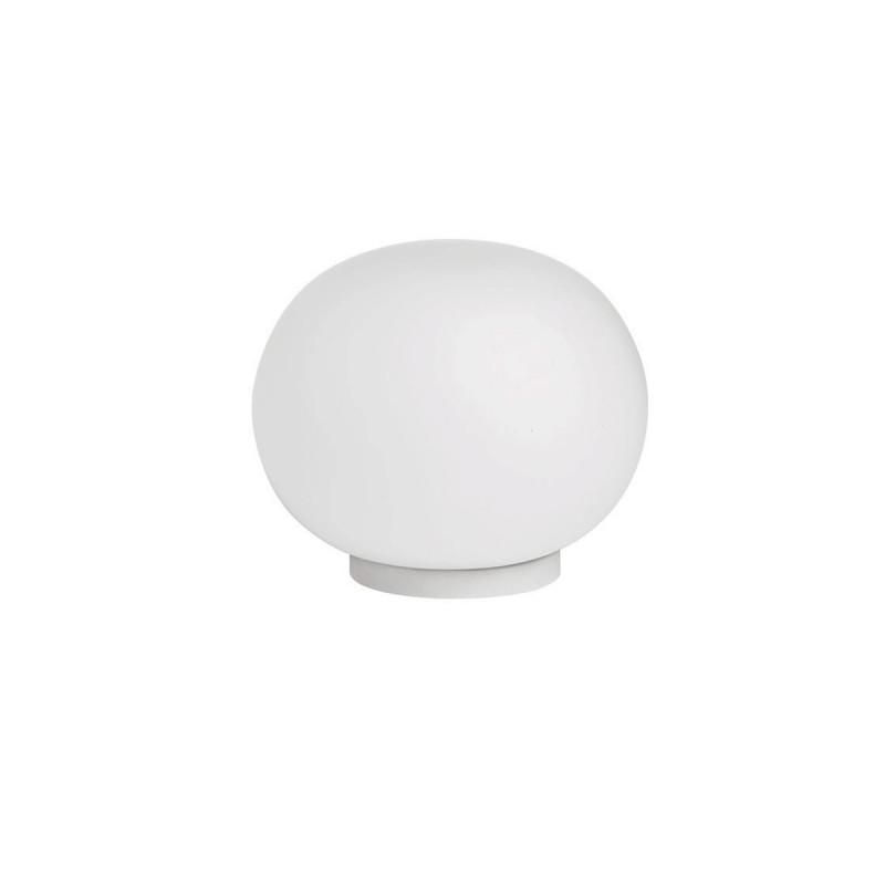 Flos MINI Glo-Ball T Lampada Tavolo Comodino Vetro D. 11.2 cm