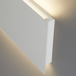 Mattonella XL Applique LED 36W Bianco