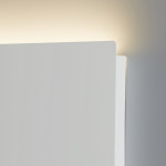Mattonella XL Applique LED 36W Bianco
