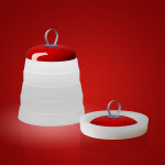 Foscarini Cri Cri Lanterna LED per Esterni lampada portatile a batterie ricaricabile