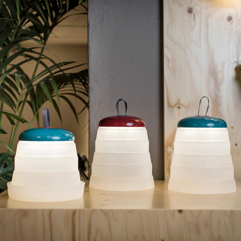 Lampade A Batteria Design.Foscarini Cri Cri Lanterna Led Per Esterni Lampada Portatile