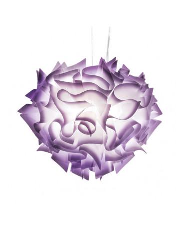 SLAMP VELI LARGE Sospensione 60 cm Viola USATO-SHOWROOM