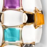 Slamp Mida Parete Soffitto 50 cm - Multicolor Particolare
