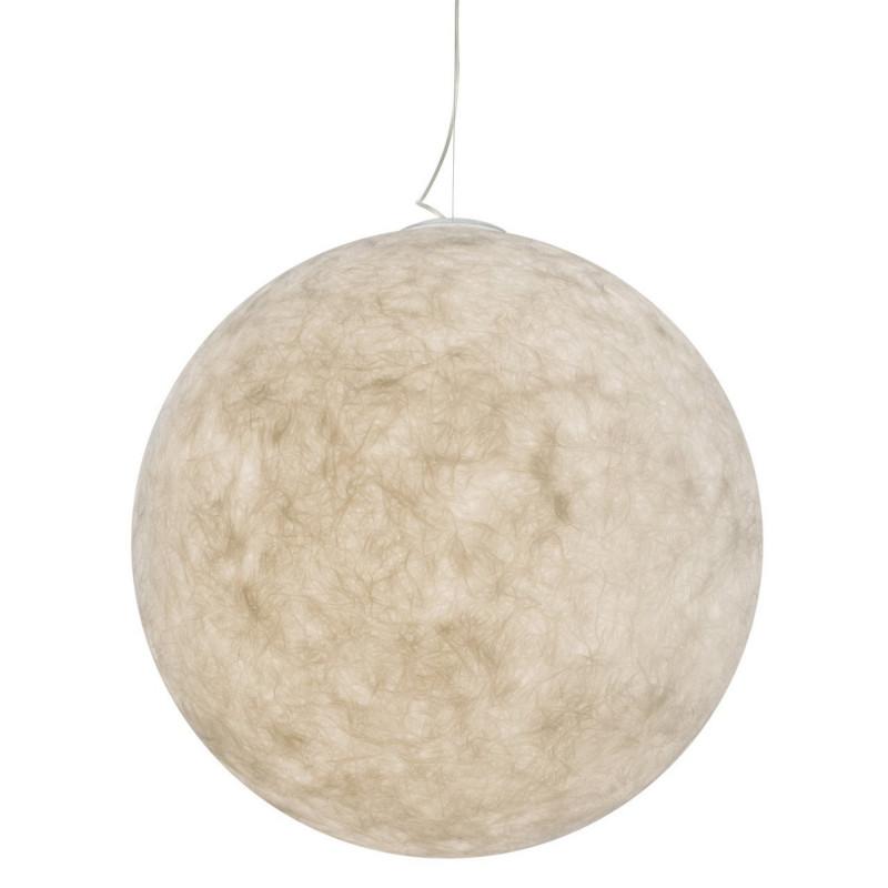 Luna 3 lampada Sospensione vetroresina 70 cm